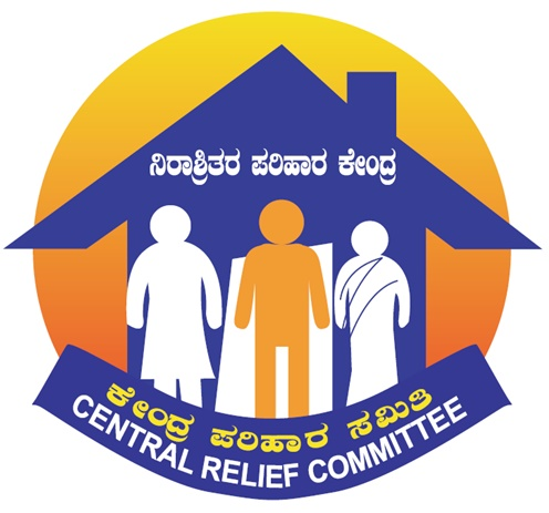 CENTRAL RELIEF COMMITTEE LOGO